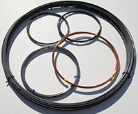 Series 15000 Bare Thermocouple Wire