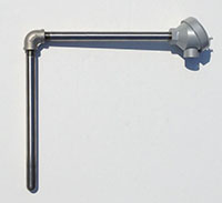Style 2005 - Schedule 40 Hot Leg Pipe with Weatherproof Head
