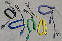 Test Leads for Thermocouples & RTD's (Resistance Temperature Detectors)