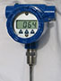TTEC Model 8080KN Battery Operated Digital Temperature Indicator RTD Assembly